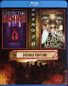 Church of the Damned / Bad Magic (Blu-ray) OOP
