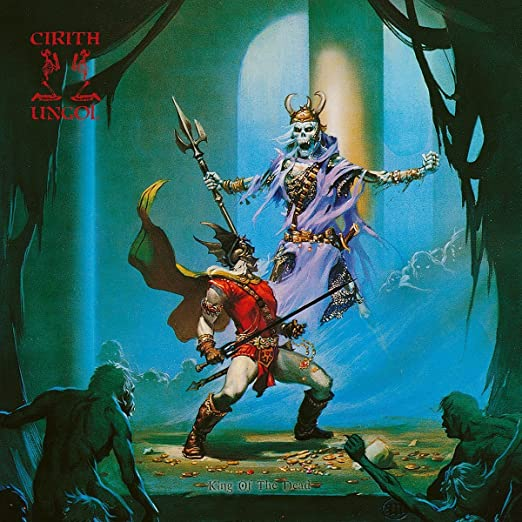 CIRITH UNGOL - King of the Dead LP (red)