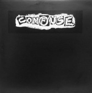 CONFUSE - s/t LP (used/as is)