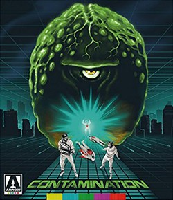Contamination (Blu-ray/DVD)