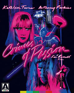 Crimes of Passion (Blu-ray/DVD)