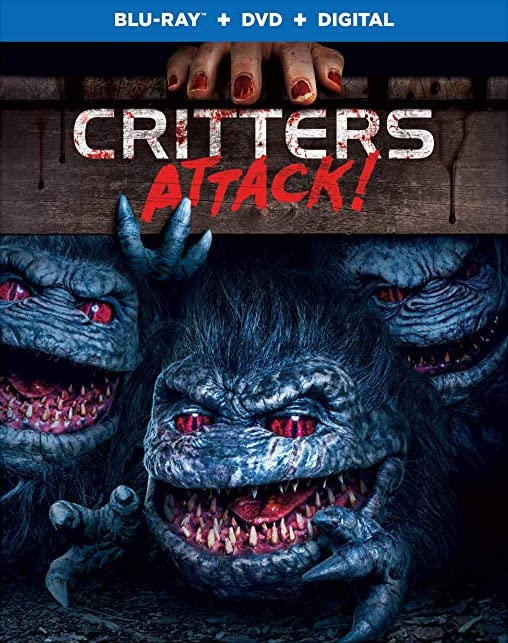 Critters Attack! (Blu-ray/DVD)