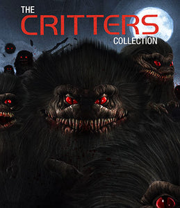 The Critters Collection (Blu-ray boxset)