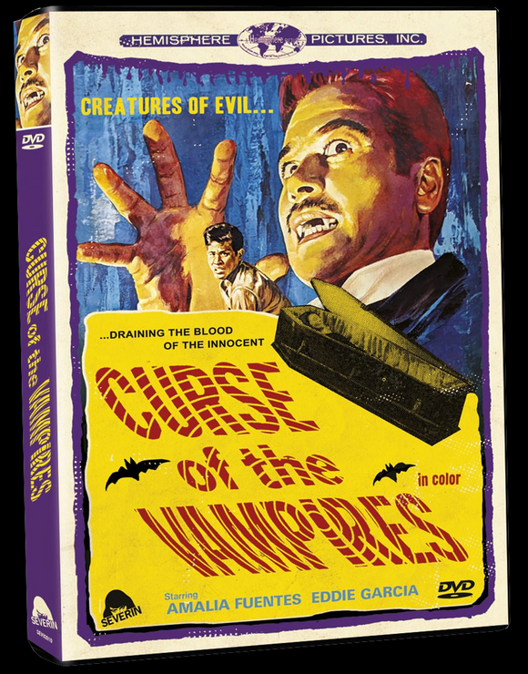 Curse of the Vampires (DVD)