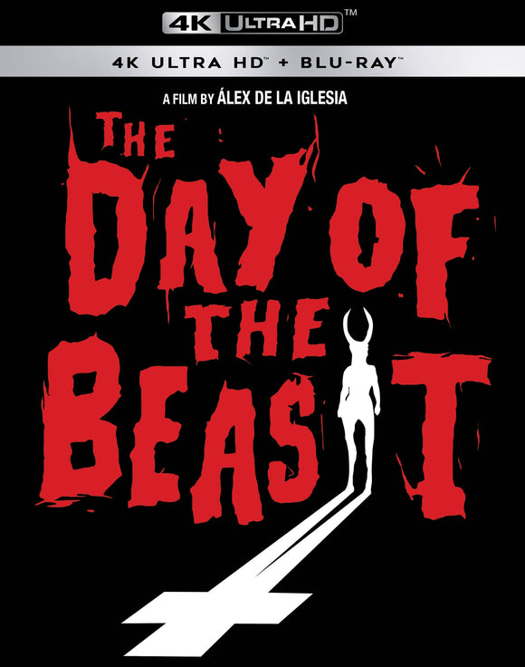 Day of the Beast (4K UHD/Blu-ray w/ slipcover)