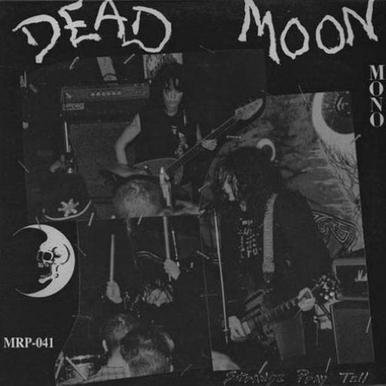 DEAD MOON - Strange Pray Tell CD