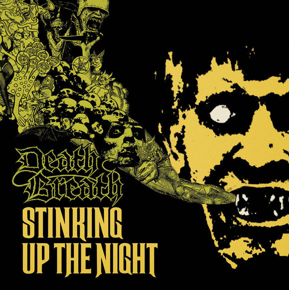 DEATH BREATH - Stinking Up The Night LP