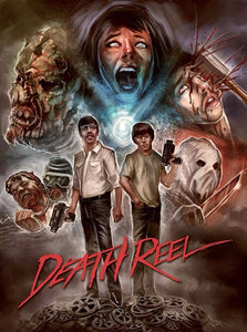 Death Reel (Blu-ray)