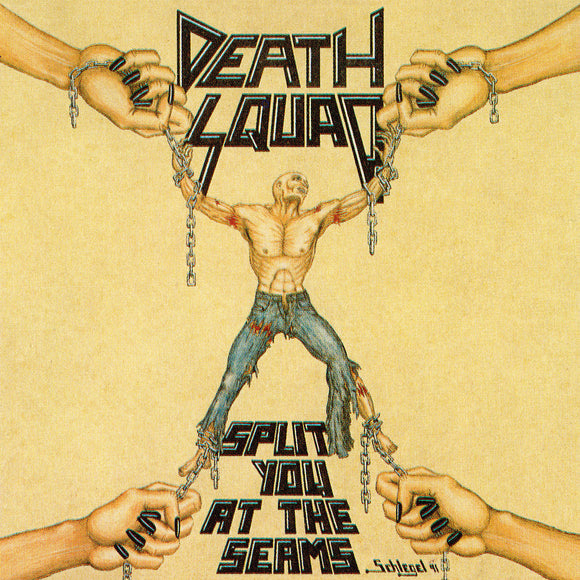 DEATH SQUAD - Split You at the Seams CD