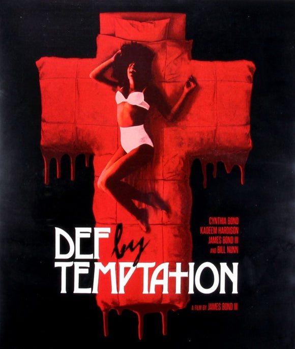 Def By Temptation (Blu-ray/DVD)
