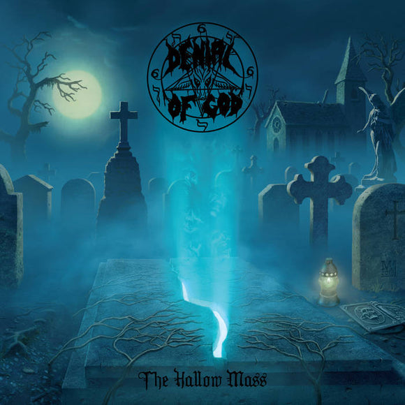 DENIAL OF GOD - The Hallow Mass LP