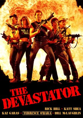 The Devastator (DVD)