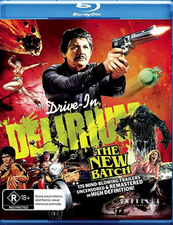 Drive-In Delirium The New Batch (Blu-ray)