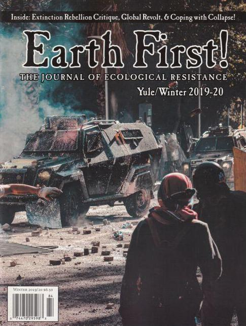 EARTH FIRST! JOURNAL Vol.39 #4 Yule/Winter 2019-2020