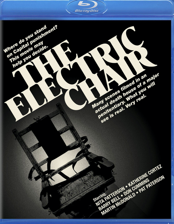 The Electric Chair (Blu-ray)