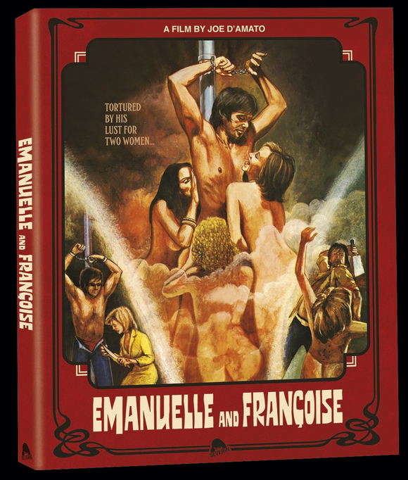 Emanuelle and Francoise (Blu-ray w/ slipcover)