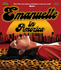 Emanuelle in America (Blu-ray)