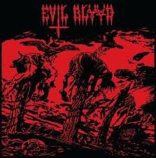 EVIL BLOOD - Midnight in Sodom LP
