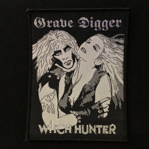 GRAVE DIGGER Witch Hunter patch