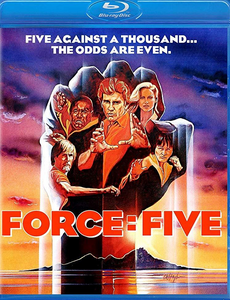 Force: Five (Blu-ray)