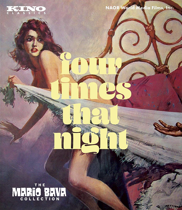 Four Times that Night (Blu-ray)