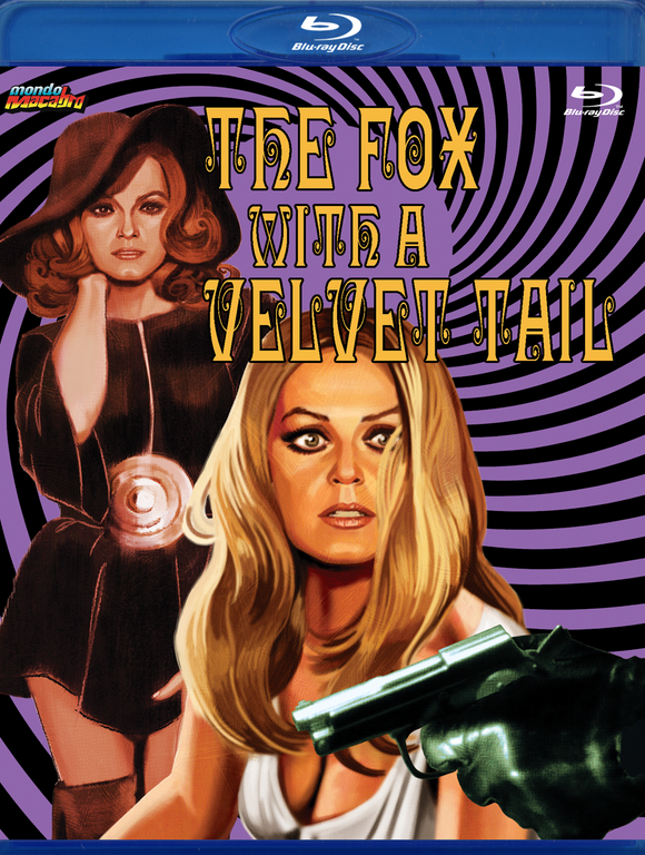 The Fox with a Velvet Tail (Blu-ray)