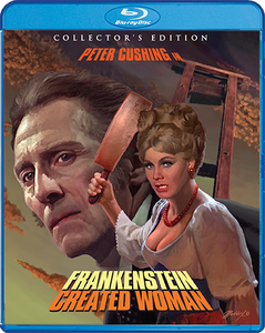 Frankenstein Created Woman (Blu-ray)
