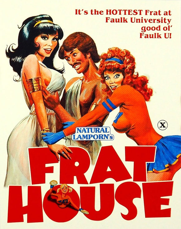 Frat House (Blu-ray w/ slipcover)