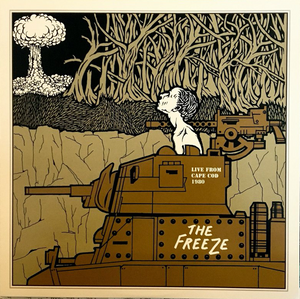 THE FREEZE - Live from Cape Code 1980 LP