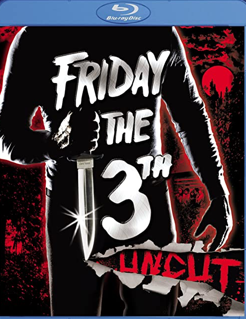 Friday the 13th Uncut (Blu-ray) used