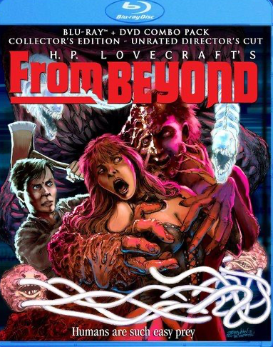 From Beyond (Blu-ray/DVD)