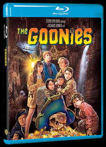 The Goonies (Blu-ray) used