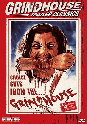 Grindhouse Trailer Classics (DVD)