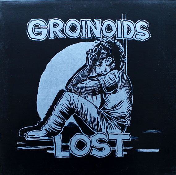 GROINOIDS - Lost LP