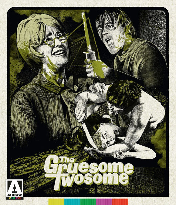 The Gruesome Twosome (Blu-ray)