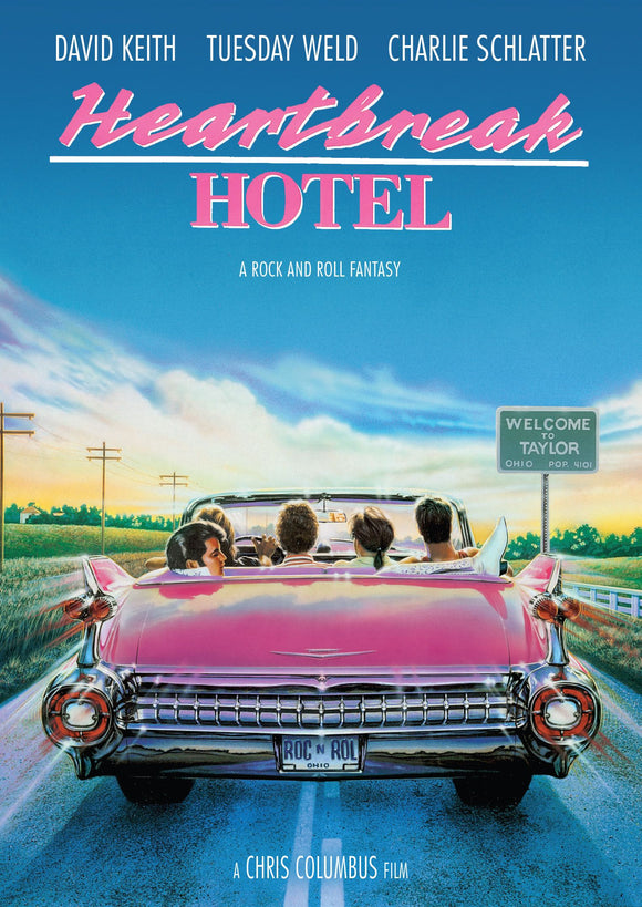 Heartbreak Hotel (DVD)
