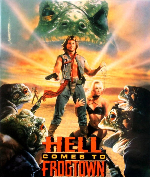 Hell Comes to Frogtown (Blu-ray/DVD)
