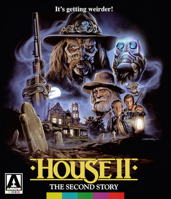 House II: The Second Story (Blu-ray)