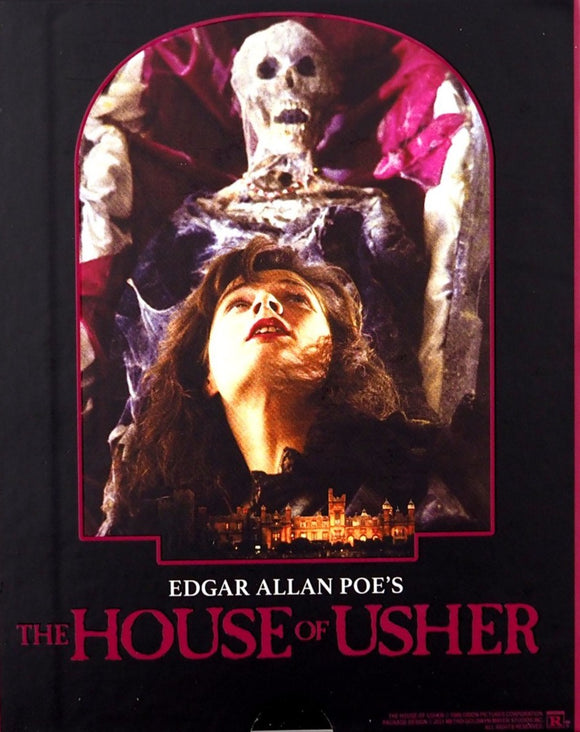 The House of Usher (Blu-ray w/ slipcover)