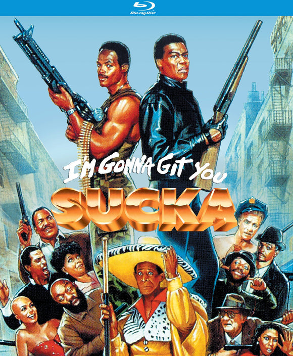 I'm Gonna Git You Sucka (Blu-ray)