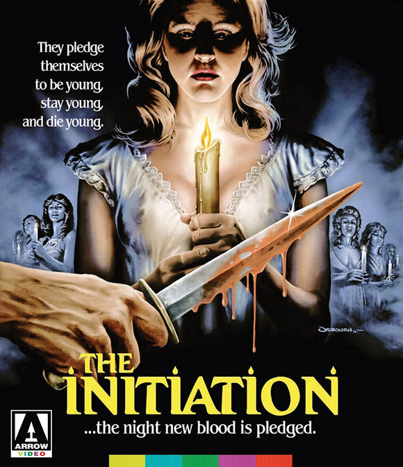 The Initiation (Blu-ray)