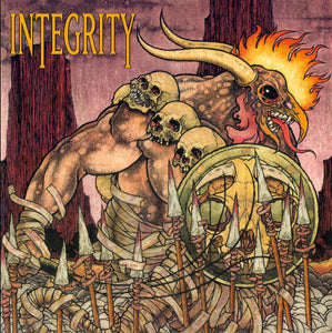 INTEGRITY - Humanity is the Devil LP (color)