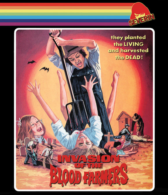 Invasion of the Blood Farmers (Blu-ray)