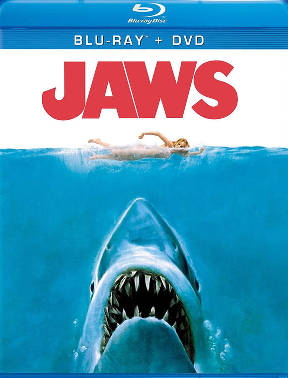 Jaws (Blu-ray/DVD) used