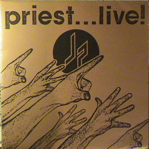JUDAS PRIEST - Priest Live 2LP