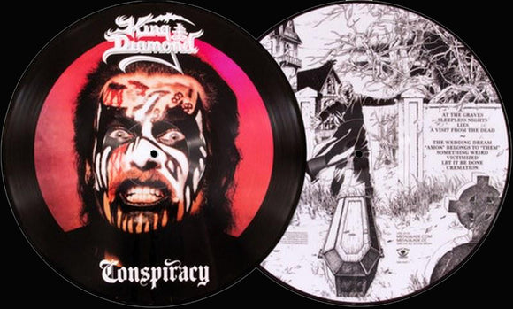 KING DIAMOND - Conspiracy LP (picture disc)