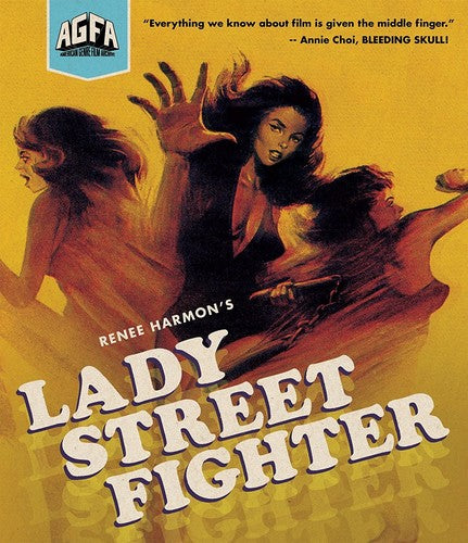 Lady Street Fighter (Blu-ray)