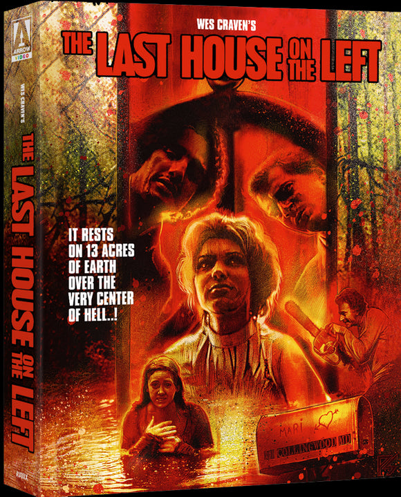 Last House on the Left (Blu-ray w/ slipcover)