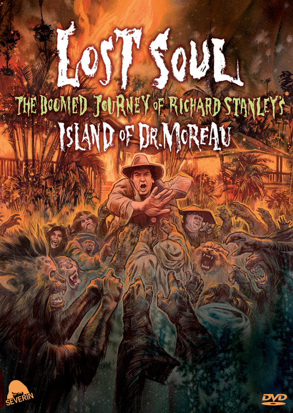 Lost Soul: The Doomed Journey of Richard Stanley's Island of Dr. Moreau (DVD)