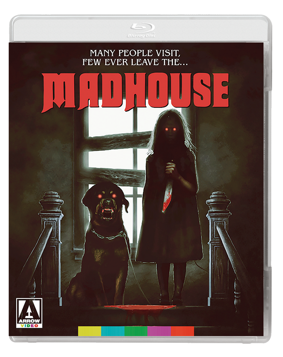 Madhouse (Blu-ray/DVD)